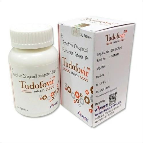 TUDOFOVIR (Tenofovir Disoproxil Fumarate )Tablets IP