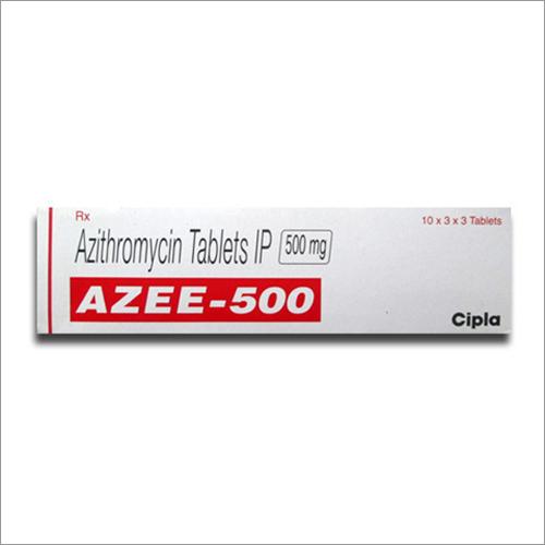AZEE 500 (Azithromycin) Tablets IP