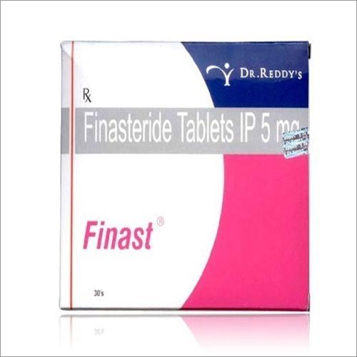 FINAST 5 MG Finasteride Tablets IP