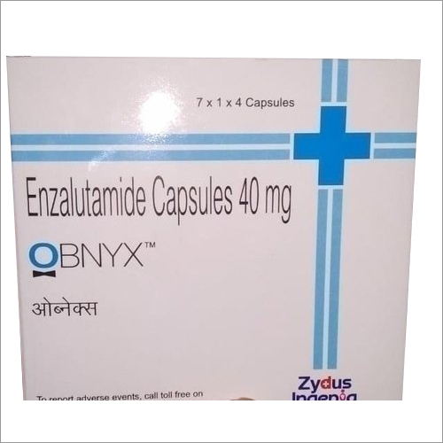 OBYNX  (40 MG Enzalutamide Capsule)
