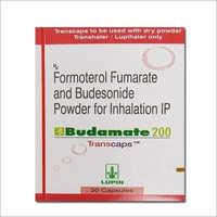 BUDAMATE (Formoterol Fumarate And Budesonide Powder For Inhalation IP