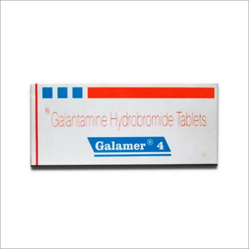 GALAMER (Galantamine Hydrobromide Tablets)