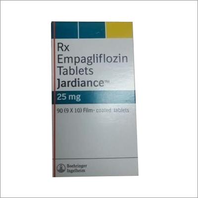Gibtulio  (25 MG Empagliflozin Tablets)