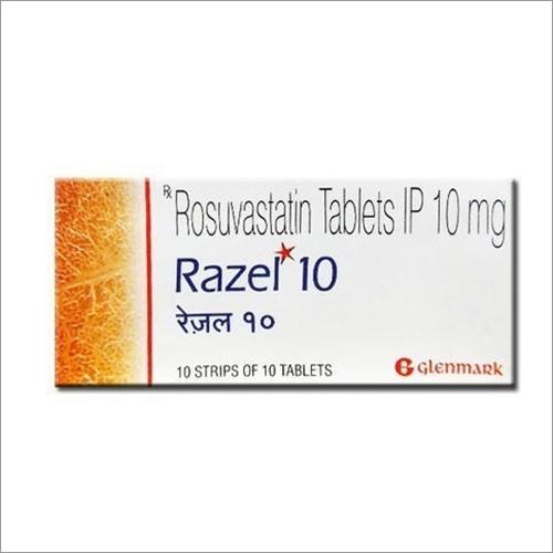 Razel (Rosuvastatin )Tablets IP