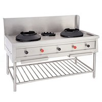 Labcare Export Chinese Cooking Range