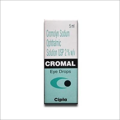 CROMAL EYE DROP(Sodium Cromoglycate) Drops