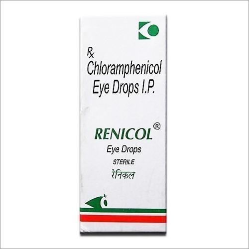 Chloramphenicol Eye Drops IP