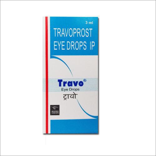 TRAVO  (Travoprost Eye Drop IP)