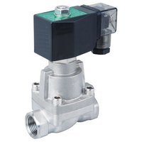 Standard Solenoid Valve With Din Coil