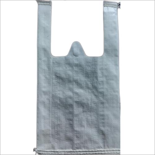 PP Woven W Cut Bag