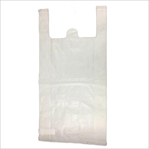 PP W Cut Bag