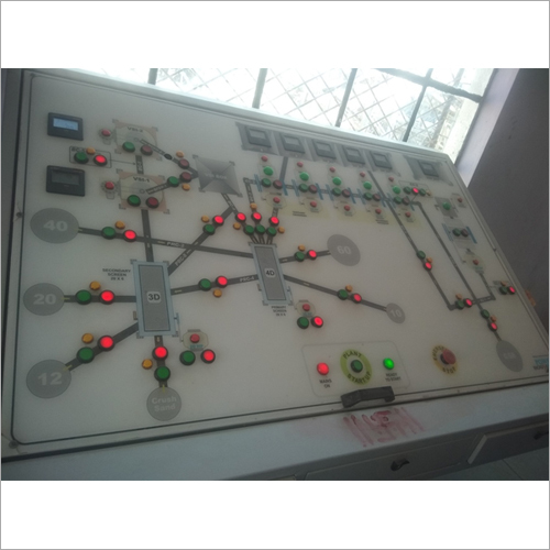 Industrial Instrumentation and Mimic Panels