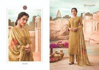 Naaz Deigner Jaam Silk With Heavy Embroidery Salwar Suit