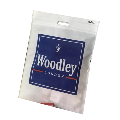 D Cut Non Woven Printed Bags
