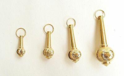 Pital Gada Locket Keychain