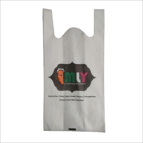 D Cut Customized Non Woven Carry Bags