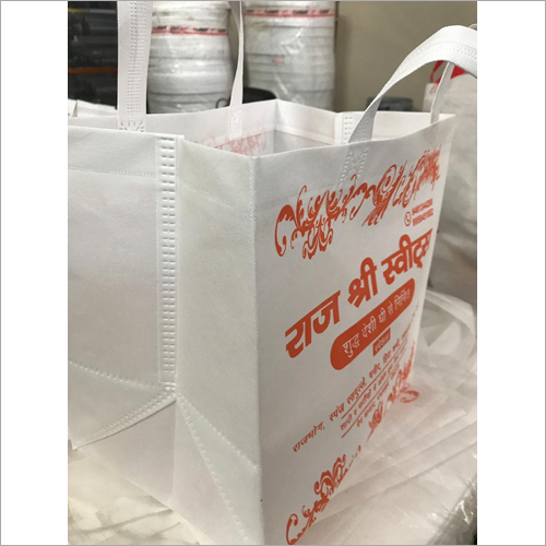 D Cut Printed Non Woven Bags