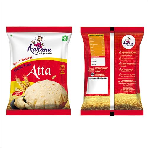 100% Whole Wheat Atta (Chakki Fresh Atta)