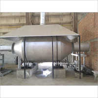 Rotary Furnace For Copper & Aluminum