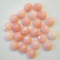 Pink Opal Rose Cut