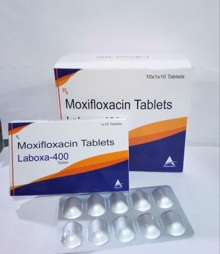 Moxifloxacin Tablets