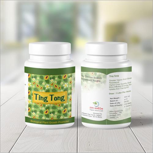Ting Tong- Plant Growth Regulator
