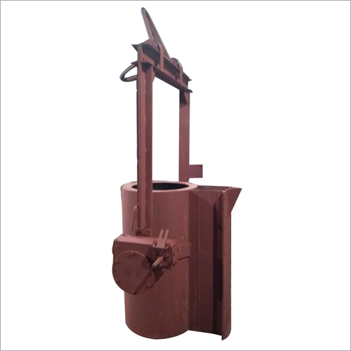 Industrial Pouring Ladder Machine