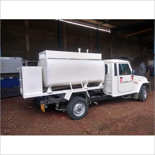 Mobile Storage Tank