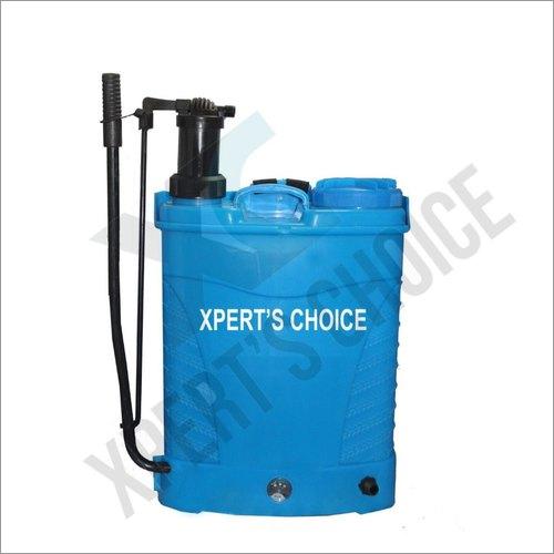 2 In 1 Pump Battery Sprayer