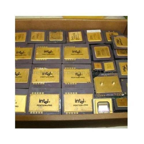 Gold Recovery CPU Scrap/Quality CPU Scarp