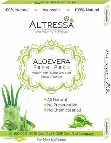 ALOVERA FACE PACK