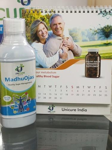 Madhu Ojas Healthy Sugar Free Ayurvedic Syrup