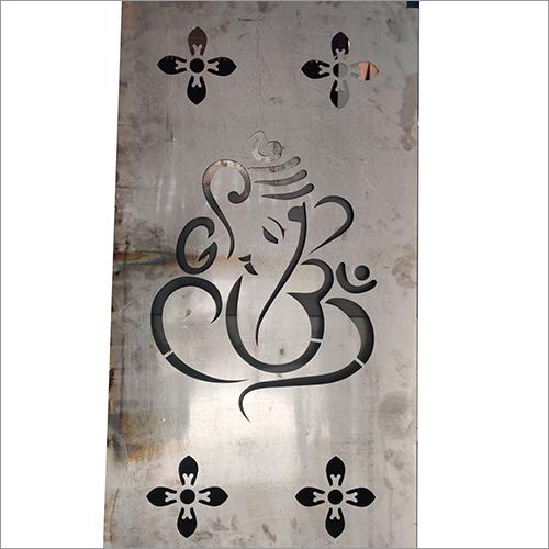 Ganpati Design Wall Art