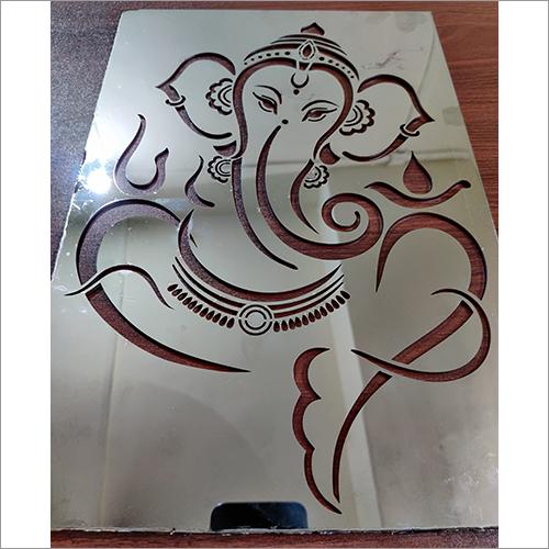 Ganpati Stylish Wall Art