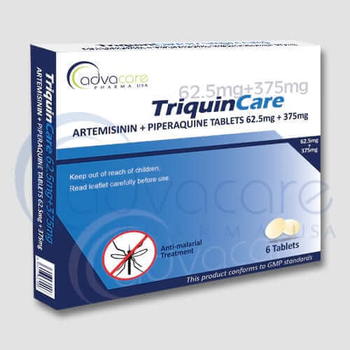Artemisinin  and Piperaquine Tablets