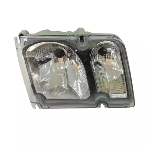 24V LED Truck Headlight Headlamp Front Replacement 20818763 Driver Side Headlight Assembly For Trailer Bus Heavy Duty