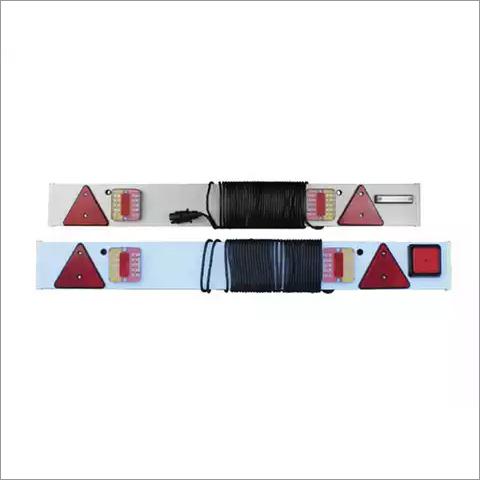 PMMA Board Series Truck Trailer Tail Lights LED Bulbs Lamp Fog light Multi function light Triangle Reflector