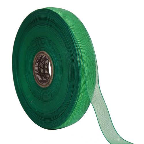 Lurex – Green Ribbons 25mm/1'' Inch 20mtr Length