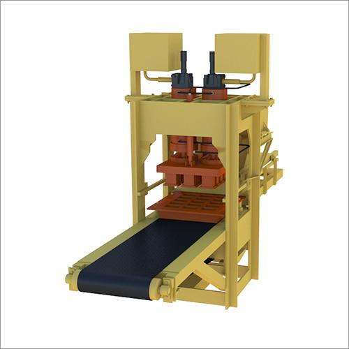 12 Bricks Making Machine