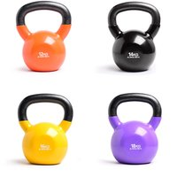 Home Gym Fitness And Weight Training 8kg Cast Iron kettlebell Weight