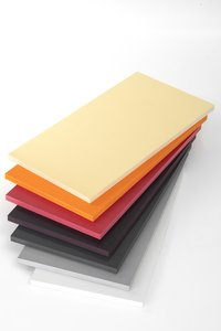 PVC Color Sheet