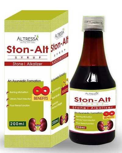 Stonealt Syrup