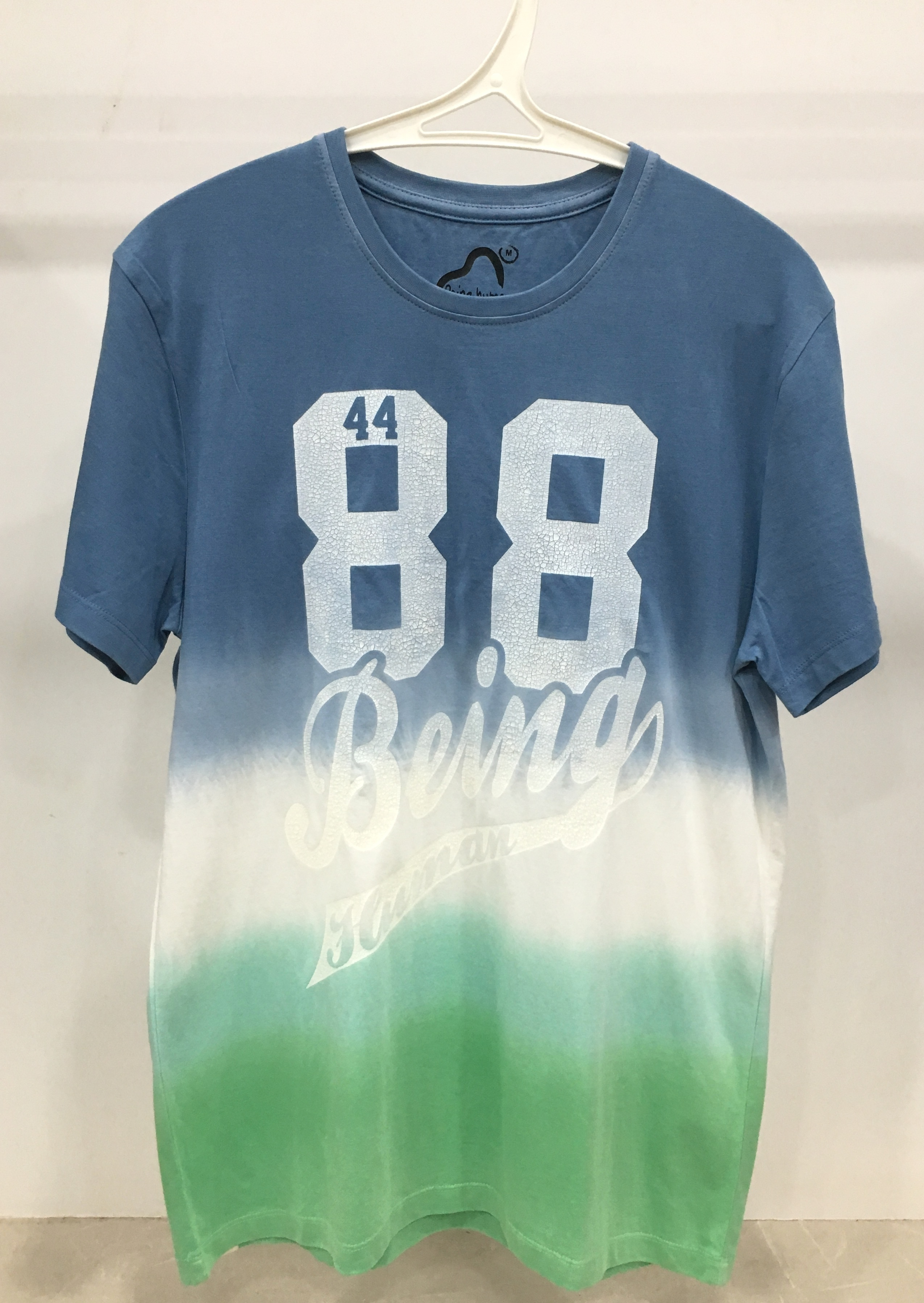 Dyeing T Shirt