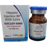 5000 Iu Heparin Injection