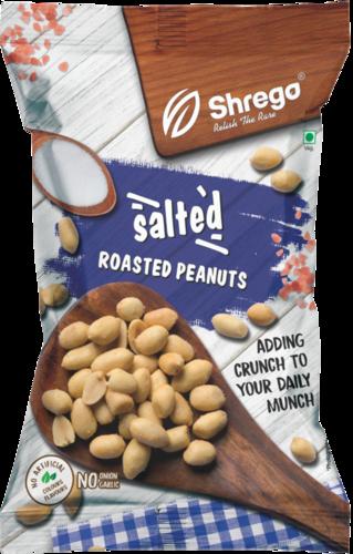 Shrego Salted Roasted Peanuts 160G