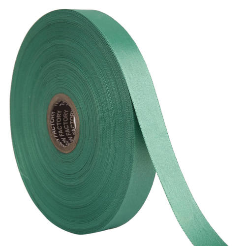Double Satin NR – Sea Green Ribbons 25mm /1''inch 20 mtr Length