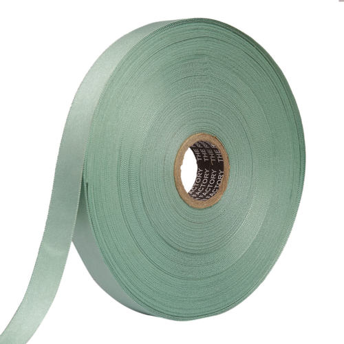 Double Satin NR – Sage Green Ribbons 25mm /1''inch 20mtr Length