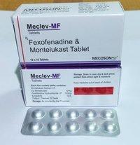 Fexofenadine 120mg And Monteleukast 10 mg Tab
