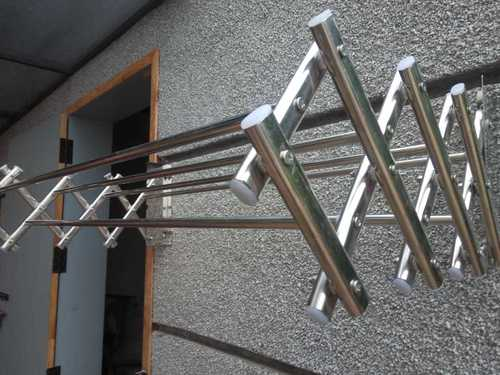 Wall Mounted Space Saving Unit Hanger In Ganapathy