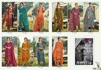 Amelia Pure Cotton Digital Style Print Dress Materials